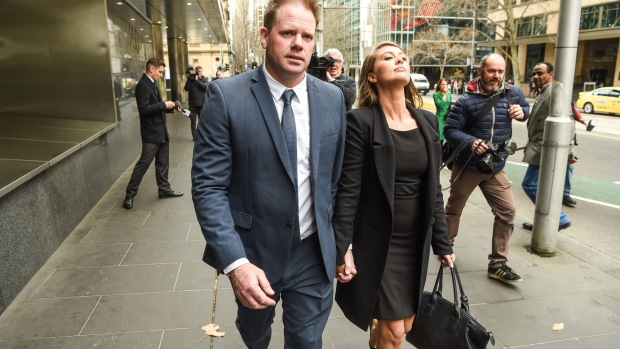 Article image for Former AFL player Nick Stevens jailed