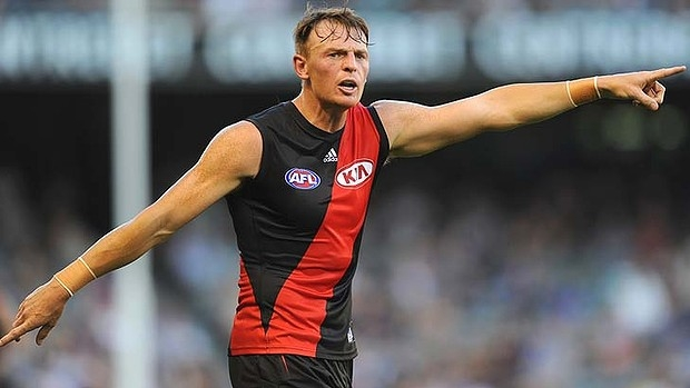 Article image for Lingy gives Brendon Goddard a roast