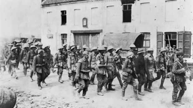 Article image for 100th anniversary since the Battle of Fromelles
