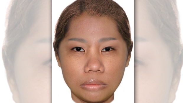 Article image for Police call on the public to help identify woman found in suitcase