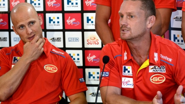 Article image for McKenna angered by Ablett's comments