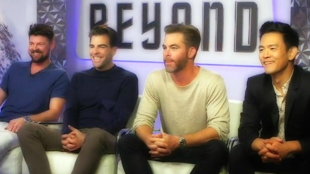 Article image for Star Trek Beyond: Jim Schembri interviews director and cast