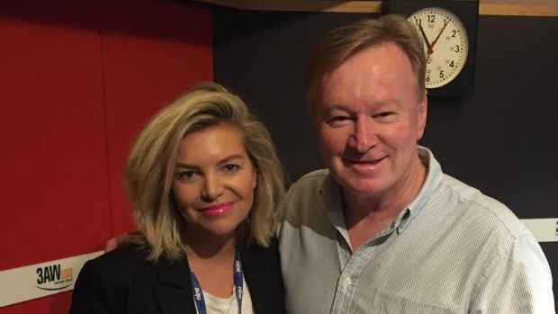 Article image for Rebecca Maddern with Denis Walter on 3AW Afternoons