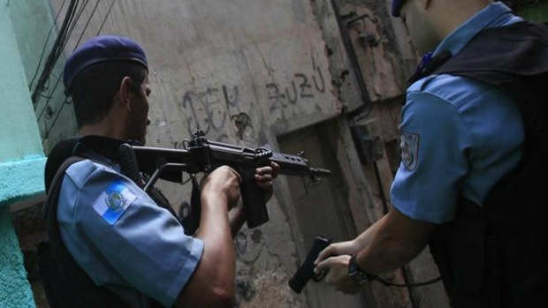 Article image for Police in Brazil arrest 10 members of suspected terror cell before Rio Olympics