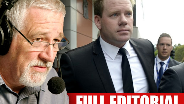 Article image for Nick Stevens jail sentence not enough, says Neil Mitchell on 3AW