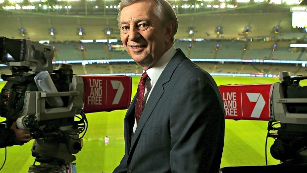 Article image for Ross Stevenson says Dennis Cometti should not be allowed to retire