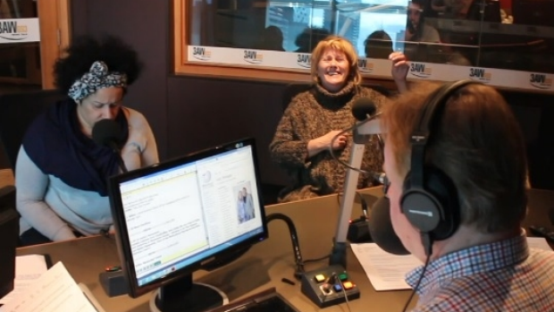 Article image for Debra Byrne and Vika Bull perform in studio with Denis Walter