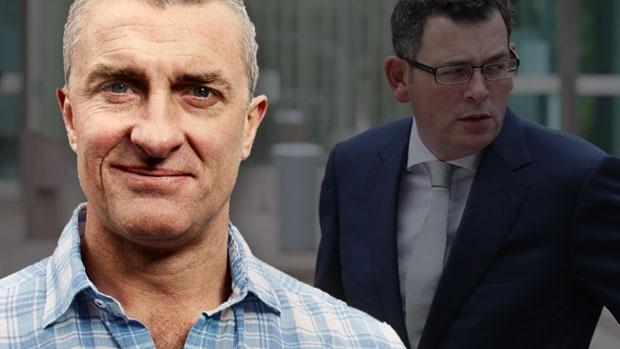 Article image for Tom Elliott questions Daniel Andrews' letter to Malcolm Turnbull over plebiscite