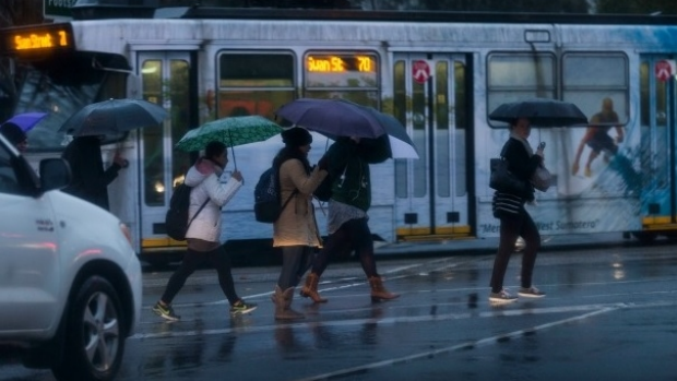 Article image for Melbourne and Victoria set for another dose of wild weather, warnings in place