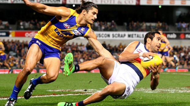 Article image for AFL releases round 23 fixture for 2016