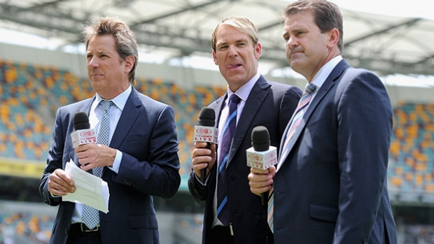 Article image for RUMOUR FILE: Channel 9's cricket commentary team set for a shake-up