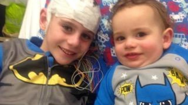 Article image for Help eight-year-old Jonty Stickland get an epilepsy assistance dog