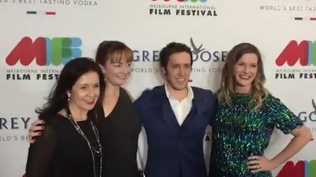 Article image for VIDEO: Donna Demaio at the 65th Melbourne International Film Festival