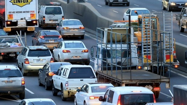 Article image for Vic Infrastructure unveils new plan to reduce congestion by charging motorists to enter the city