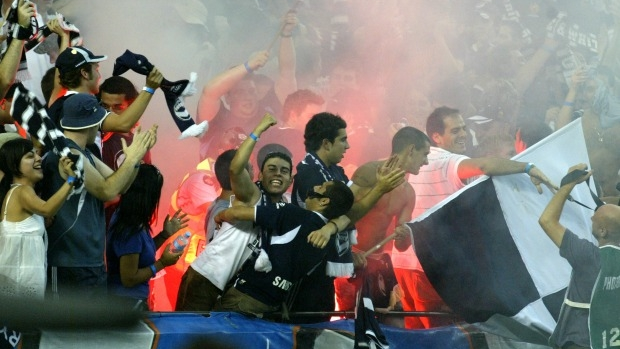 Article image for Melbourne Victory to crack down on unruly fans with new rules