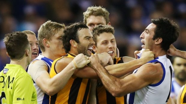 Article image for GAME DAY: Hawthorn v North Melbourne at the MCG | 3AW Radio