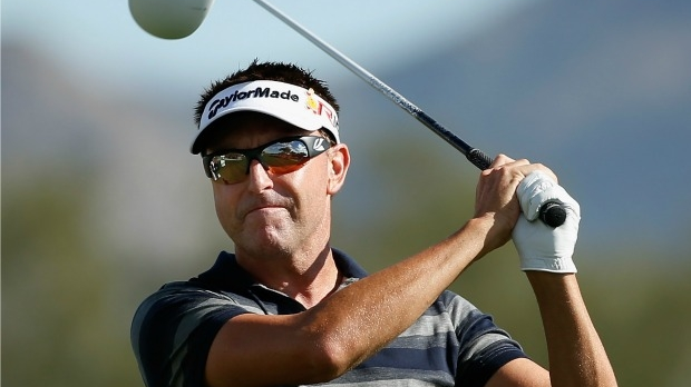 Article image for Golfer Robert Allenby arrested outside US casino