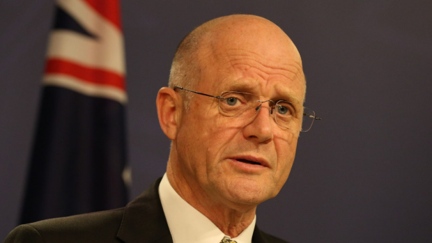 Article image for David Leyonhjelm explains why he is launching an 'angry white male' lawsuit