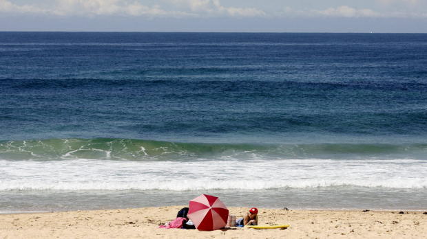 Article image for Ballarat outlines plans for a pop-up beach