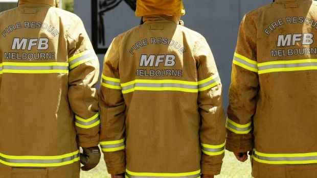 Article image for Suspicious garage fire at Ringwood