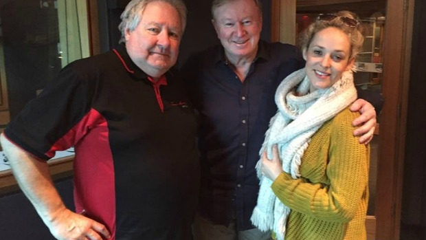 Article image for 'Curtains' stars John Wood and Lucy Maunder on 3AW Afternoons