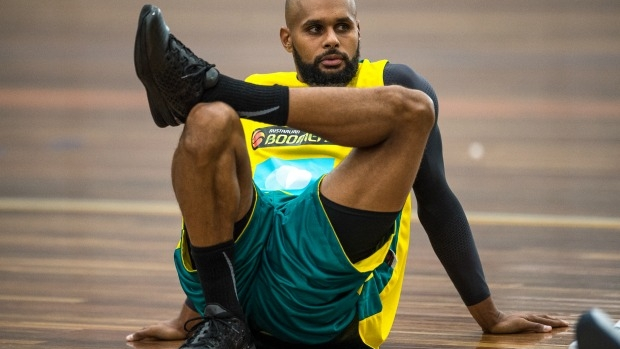 Article image for Ross and John speak with Patty Mills after Boomers thrash Lithuania in style