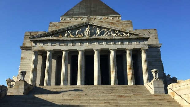 Article image for Neil Mitchell live from the Shrine of Remembrance on Vietnam Veterans Day