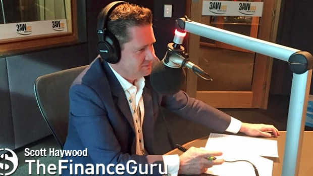 Article image for The Finance Guru Scott Haywood shares his financial tips for struggling couples