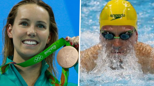 Article image for Australian swimmers Josh Palmer and Emma McKeon banned from closing ceremony