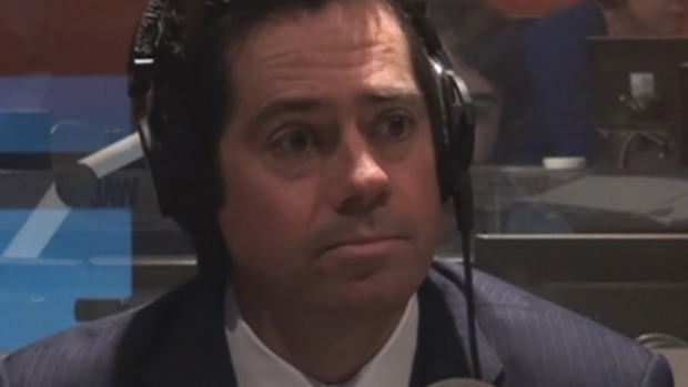 Article image for AFL boss Gillon McLachlan defends Linda Dessau on 3AW