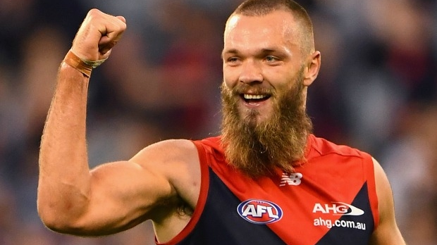 Article image for Neil Mitchell interviews Max Gawn