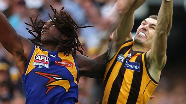 Article image for Doc Larkins fears that Naitanui and Ceglar have done their ACLs are confirmed