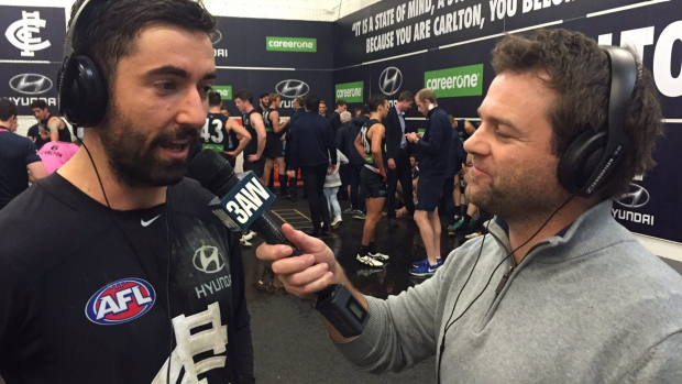 Article image for GAME DAY: Carlton v Melbourne at the MCG | 3AW Radio
