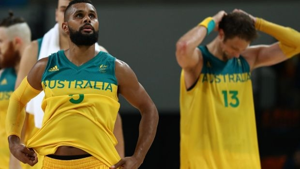 Article image for Boomers denied bronze medal in heartbreaking loss to Spain