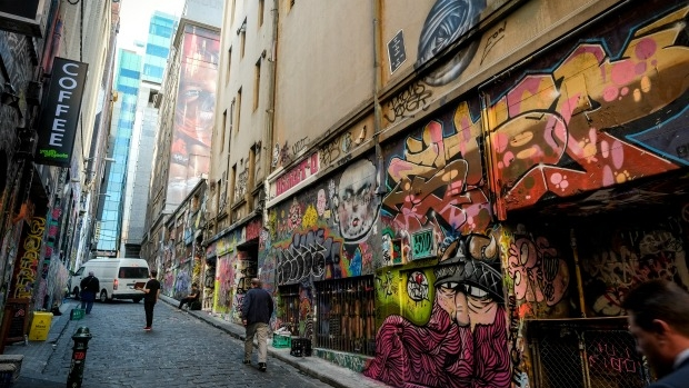 Article image for Hosier Lane being overrun by aggressive homeless people and rampant drug use
