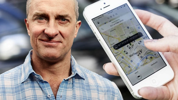 Article image for Tom Elliott shares his thoughts on Victoria's plan to legalise Uber