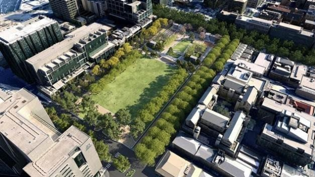 Article image for University Square set for major facelift