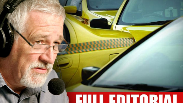 Article image for Neil Mitchell says new $2 levy 'rewards' taxi industry for its failings