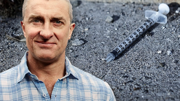 Article image for Tom Elliott 'astonished' by Victoria's stance on drugs