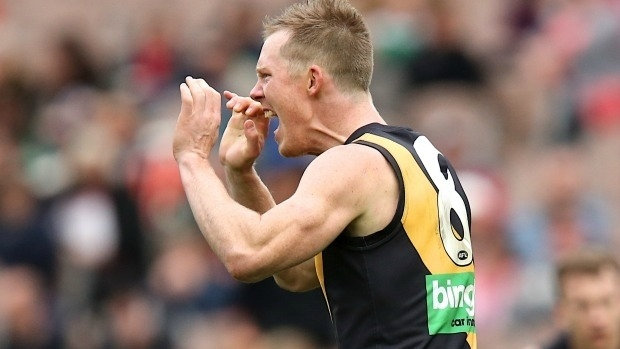 Article image for Richo 'staggered' by Riewoldt talk