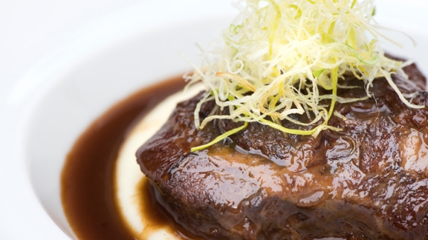 Article image for RECIPE: Tobie Puttock's 'Low and Slow' veal cheeks