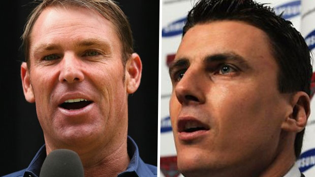 Article image for Matthew Lloyd says Shane Warne made a great point about North Melbourne