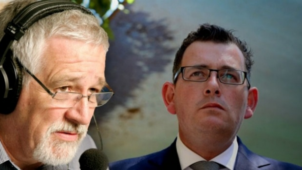 Article image for Daniel Andrews denies allegation he made a degrading comment about opposition MP