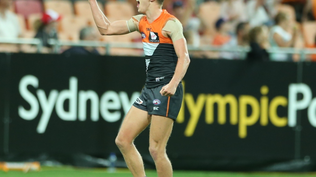 Article image for GWS midfielder Lachie Whitfield accused of hiding from drug testers