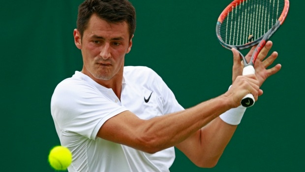 Article image for Bernard Tomic in hot water after insulting a spectator