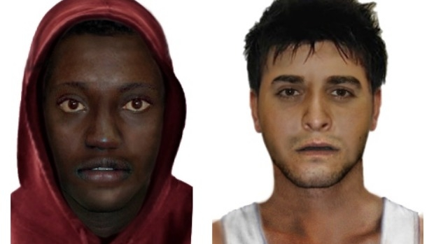 Article image for Police release images after Lygon Street attack and robbery at tram stop
