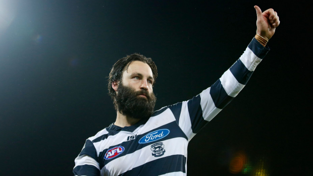 Article image for AFL legend Jimmy Bartel announces his retirement from the game