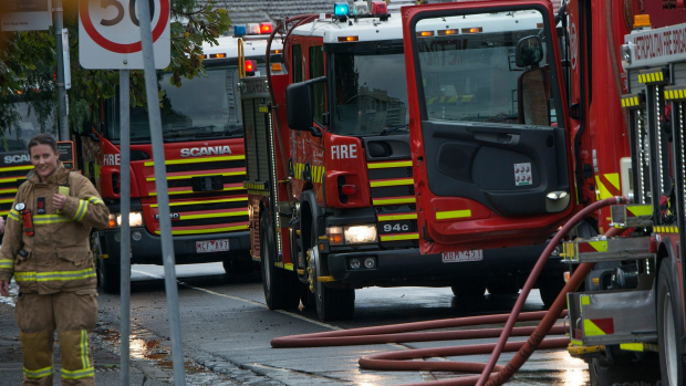 Article image for Former Labor government warned about veto clauses in future firefighter deals