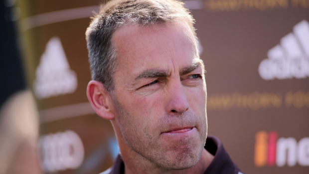 Article image for Leigh Matthews pans 'silly' comments about Alastair Clarkson