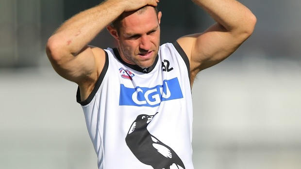 Article image for Travis Cloke reportedly agrees on two-year contract with the Western Bulldogs